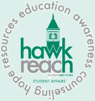 HawkReach Student Services Logo