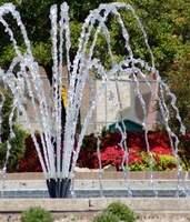 NSU Fountain