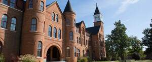Northeastern State University Seminary Hall