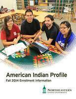Fall 2014 American Indian Profile
