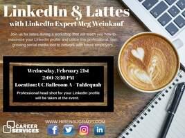 Linked In & Lattes - Tahlequah Presentation