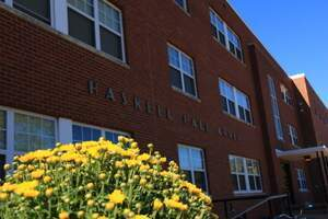 Haskell Hall Northeastern State University
