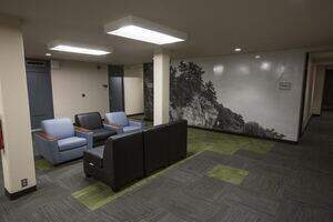 Wyly Lounge