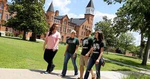 Nsu Tahlequah Campus Map.Admissions And Recruitment Northeastern State University