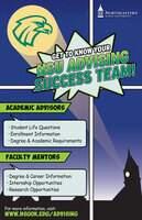 advising team postesr