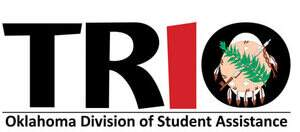 TRIO-Oklahoma Division of Student Assistance Logo