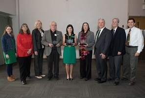 nsu circle of excellence recipients and committee