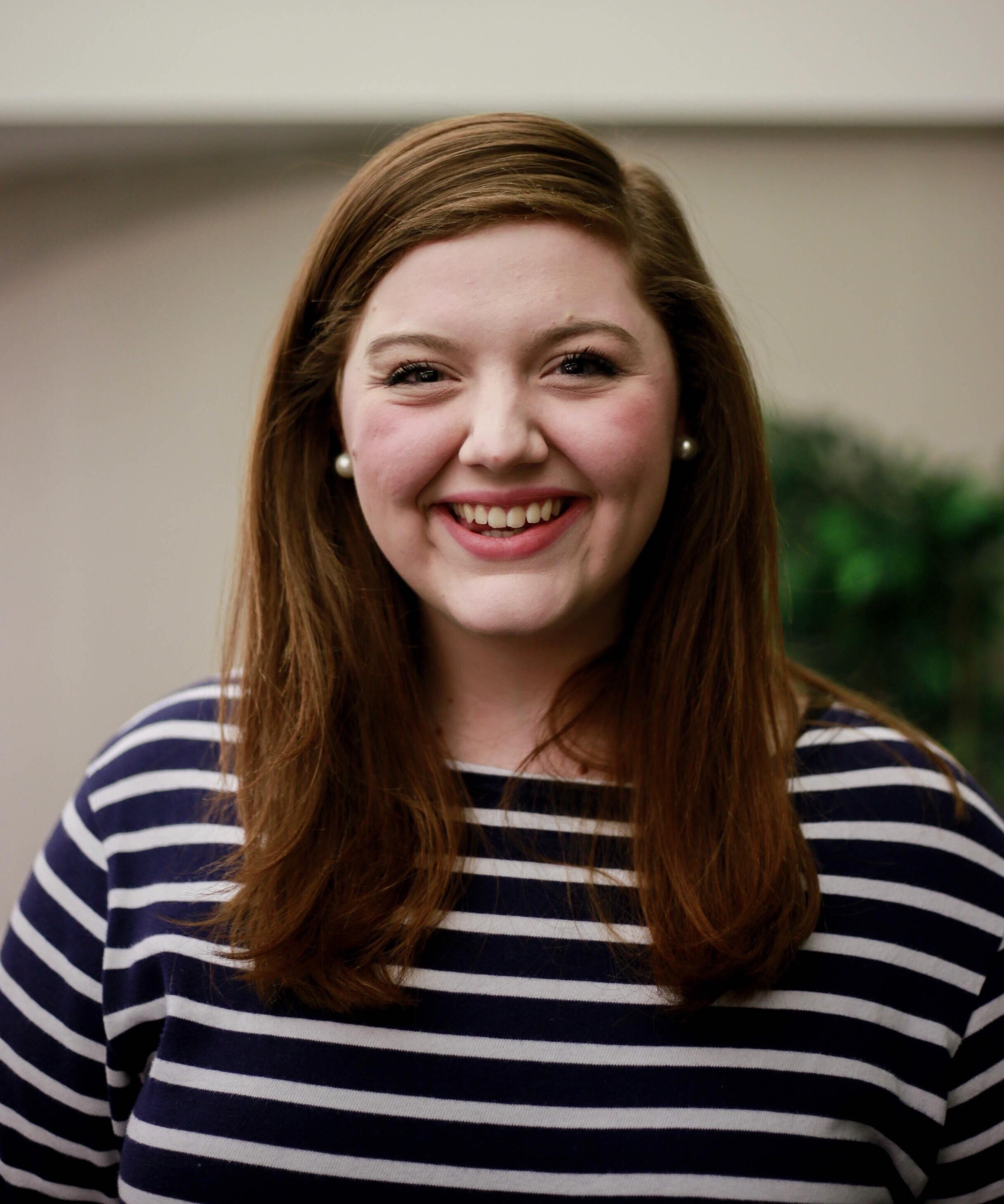 Director of Programs Caroline Rowland