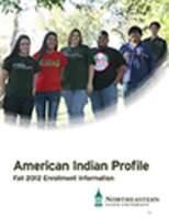 NSU Fall 2012 American Indian Profile