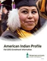 NSU Fall 2013 American Indian Profile