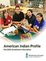 NSU Fall 2014 American Indian Profile