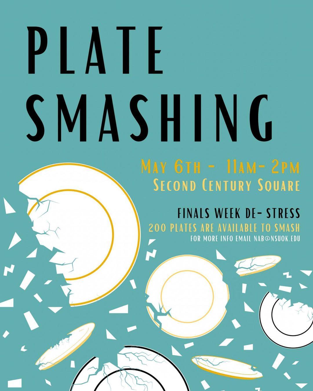 Plate Smashingn