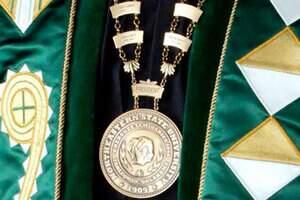 nsu presidents medallion
