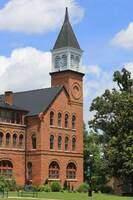 Image of Seminary Hall Clocktower