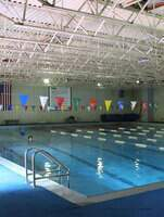 Fitness center northeastern state university for Northeastern pool