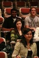 nsu students in class